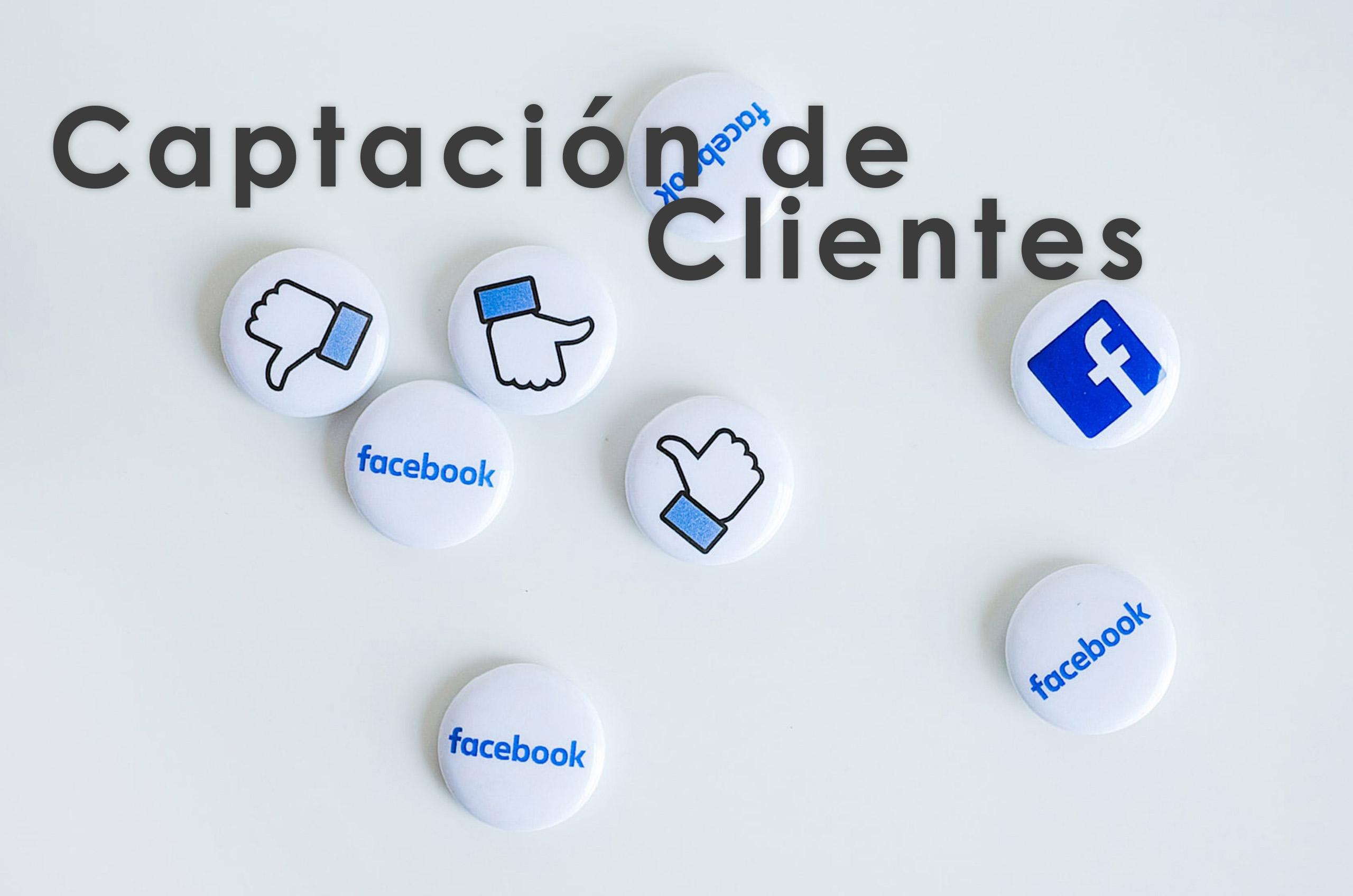 Captación de nuevos clientes a través de las Redes Sociales