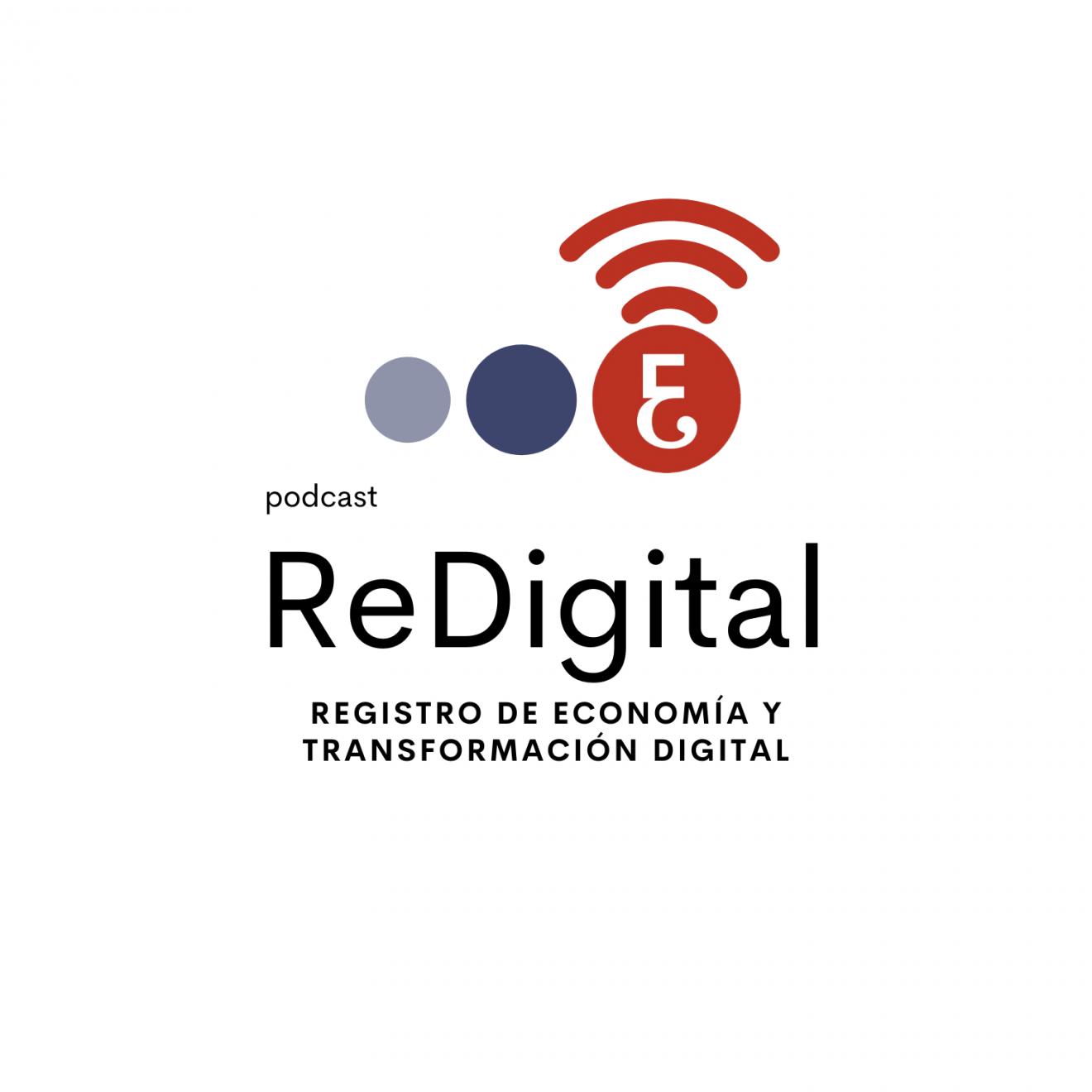 Blanco con Rojo Círculos Fotografía Logotipo